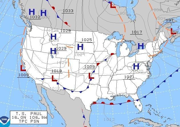 Air Quality Forecast Methods
