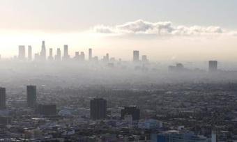 Cities with most air pollution revealed [US]