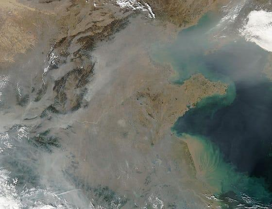 New WHO model shows 92% of world's population breathing dangerous air