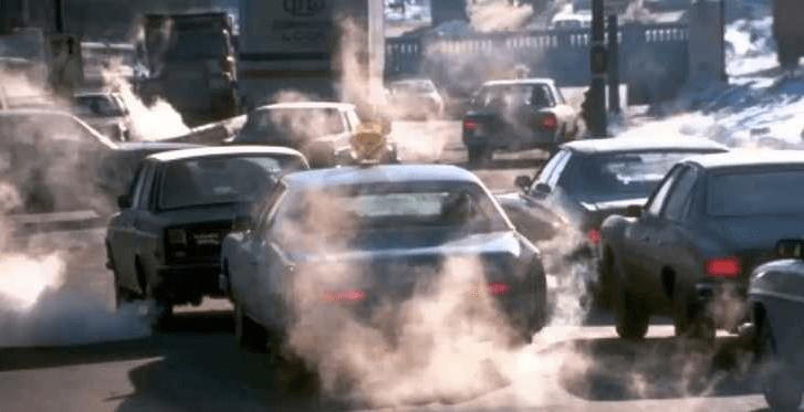Barcelona implements Europe's largest car ban to-date in a leap to reach WHO standard air quality