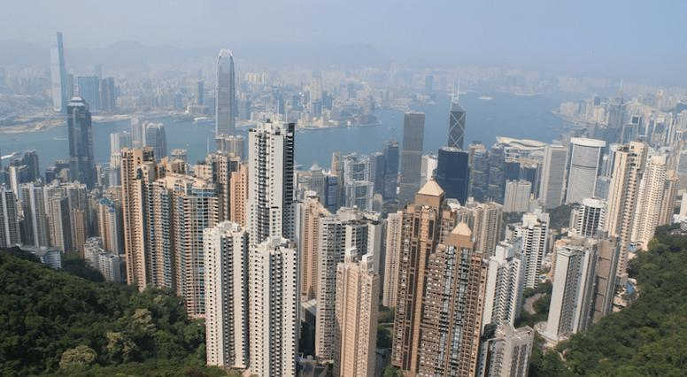Hong Kong air pollution is primarily attributed to 'this' unlikely suspect