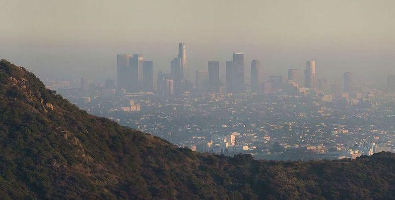After 4 decades of improvement, air quality in the US appears to be in decline