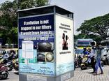 Bangalore, India launches 500 outdoor air purifiers in effort to tackle city-wide air pollution
