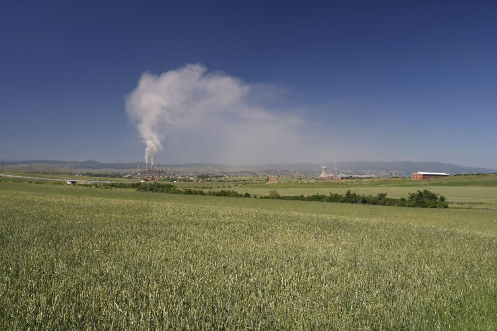 Kosovo's power plants