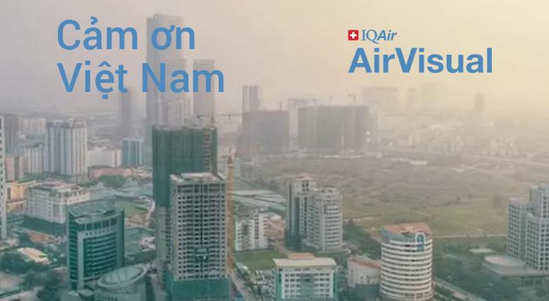 Cảm ơn Việt Nam - chúng tôi đã trở lại!